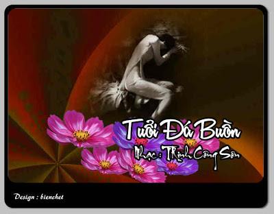 TUỔI ĐÁ BUỒN (Trịnh Công Sơn) – Hoàng ThanhTâm